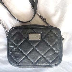 Michael Kors Small Quilted Crossbody Bag
